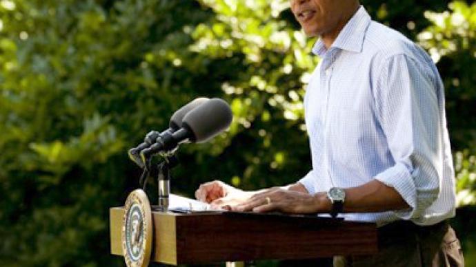 Obama issues apocalyptic warning over Irene