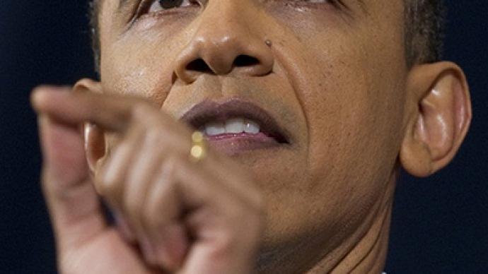 Obama sets doctrine on Libya