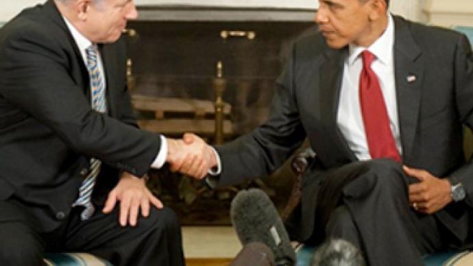 Obama and Netanyahu upbeat (again) on Middle East peace