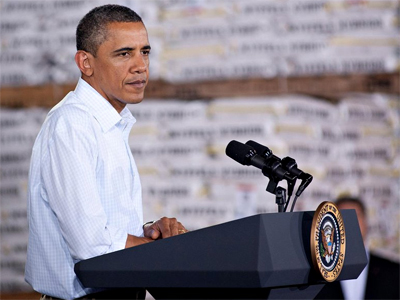 Obama second term 'in hands of 30 mln unemployed'