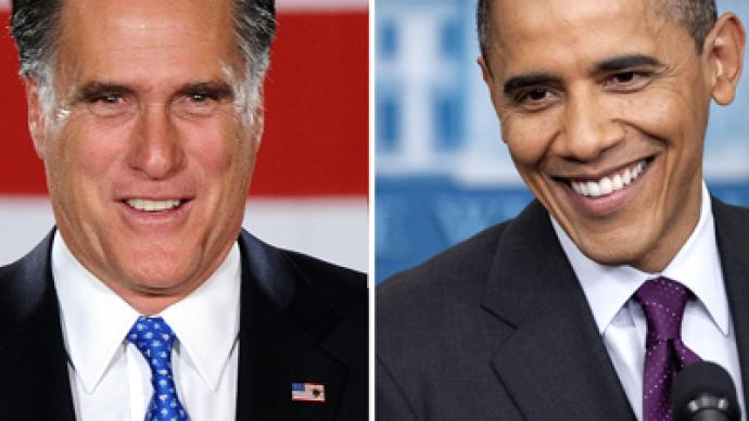 Obama and Romney to waste 80% of campaign donations?