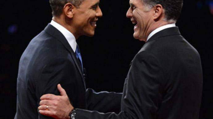 Obama and Romney agree to cowardly debates