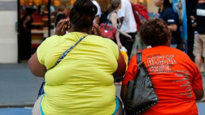 Step off the scales: New study says overweight people live longer
