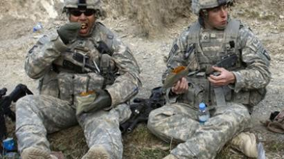 Too fat to serve: US army gives tons of overweight soldiers the boot