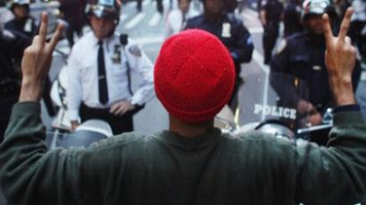 Right-wingers accuse Occupy Wall Street of Anti-Semitism