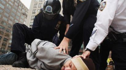 'Occupy similar to '60s Civil Rights movement'