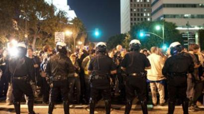 Occupy movement sees American social justice at stake