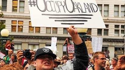 Occupy Oakland prepares for city-wide strike