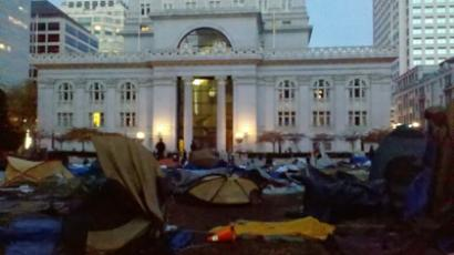 Occupy shuts down US West Coast ports