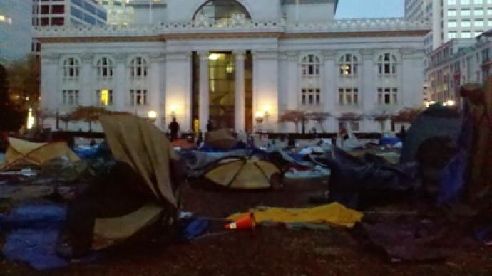 Occupy camps under attack across America