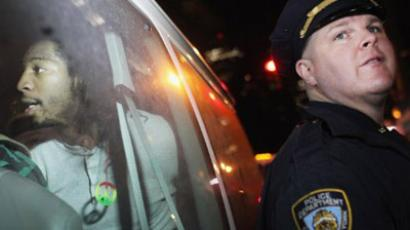 Police crackdown gives more momentum to OWS