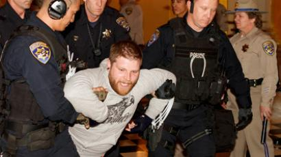Occupy Miami raided by SWAT teams (VIDEO)