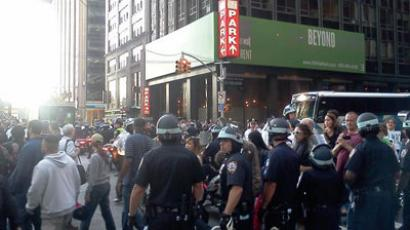 NYPD admits OWS helped fight crime after Sandy