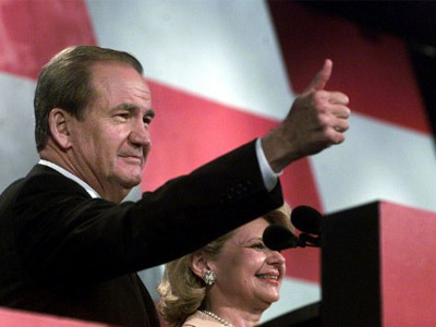 America's crusade 'utterly utopian' - Pat Buchanan