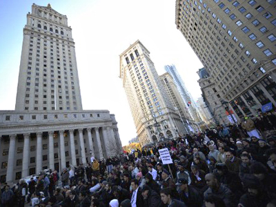 OWS to open second camp in NYC
