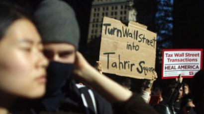 OWS vs capitalism: battle is on