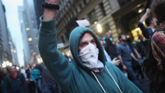Occupy Wall Street more popular than Obama