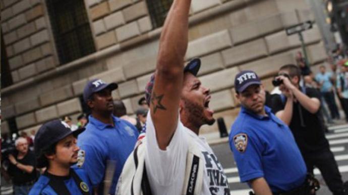 Occupy Wall Street spreads across America