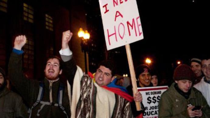 Occupy shuts down US West Coast ports