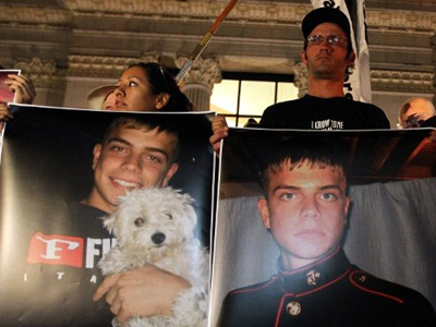 One death-a-day: Military suicides reach terrifying rate