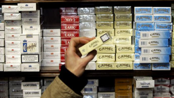 New Oregon law might make cigarettes prescription only