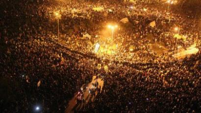 Egypt's uprising – genuine revolution