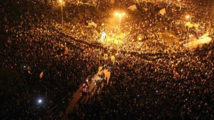 Egyptian military inspired by OWS crackdown
