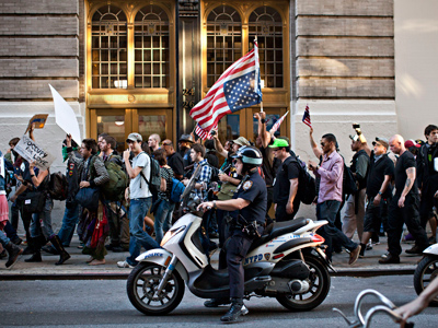Year of OWS: LIVE UPDATES