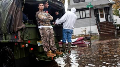 Superstorm Sandy swipers: New York homes and businesses hit by looters
