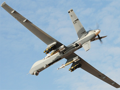 CIA sued over drone killings