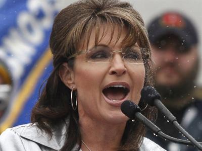 Sarah Palin is everywhere!