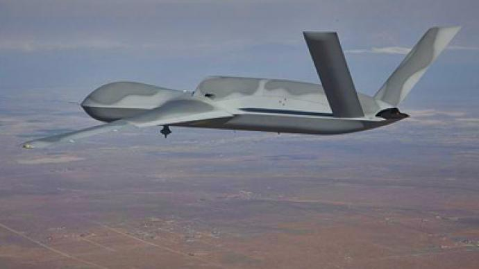 "US will ""absolutely"" continue drone war on Iran"