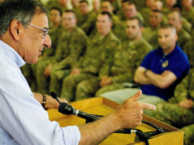 Last warning? Panetta threatens Pakistan
