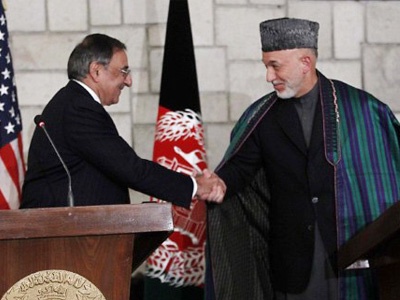 US gives up on peace deal with the Taliban