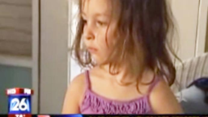 4-year-old Texas girl taken from parents and heavily drugged by Child Protective Services