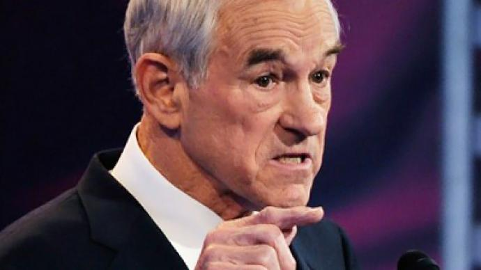Ron Paul scares GOP establishment in Iowa