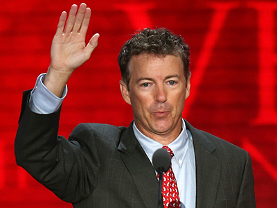 Rand Paul to deliver Tea Party State of the Union