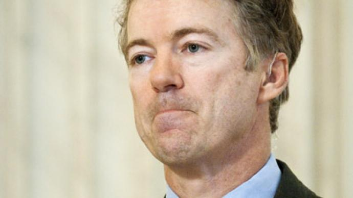 Rand Paul alone stops harsher sanctions on Iran