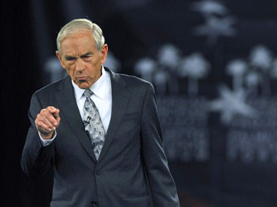 Ron Paul's best election night