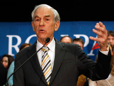 Ron Paul warns sanctions will motivate Iran towards a nuke