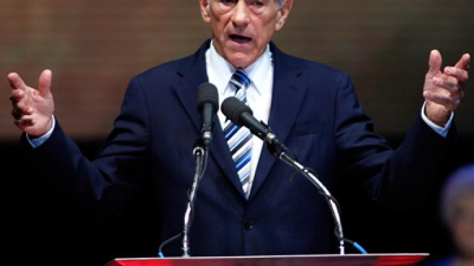 Ron Paul calls US involvement in Mali 'undeclared war'