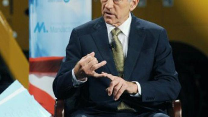 Is Ron Paul the only one that wants peace?