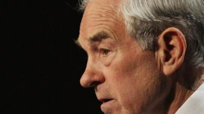 Ron Paul says Bush was thrilled with 9/11
