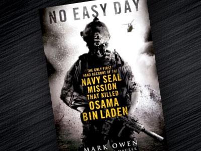 Pentagon threats won't delay Bin Laden kill mission book's release