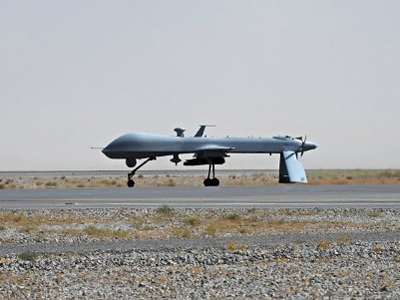 Pakistan orders US drones out of base
