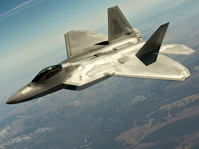 F-22's latest problem: Can't win over cheaper rivals in close-range fights