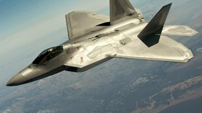 F-22 pilots continue to risk their lives as 'oxygen problem' remains unsolved