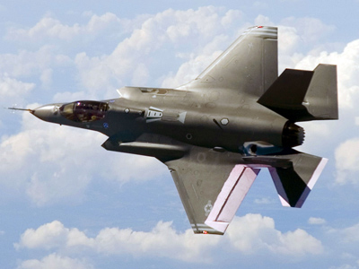 Pentagon: F-35 won't have a chance in real combat