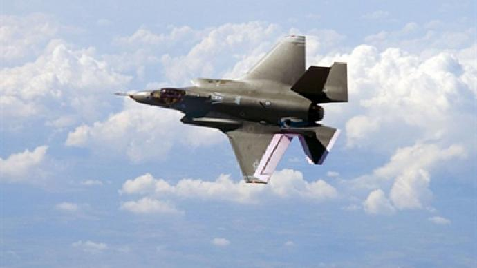 US military F-35 costs may reach $1 trillion