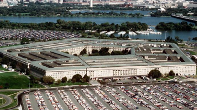 Pentagon bans gay sites